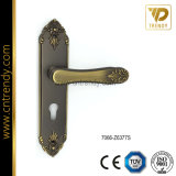 Hot Sale Zinc Alloy ou Brass Material Door Handle (7043-Z6301)