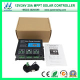 Solar Power System (QW-MT20A)のための20A MPPT Solar Charge Controller