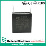 Cbb61 Fan Capacitor mit Pin und Wire Series
