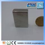 Blok 30*22*10mm N52 de Super Sterke Magneet van het Neodymium van de Zeldzame aarde