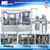 병에 넣어진 순수한 물 충전물 기계를 위한 기조 계획을 도십시오