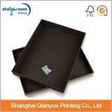 Подгонянная коробка роскошной одежды упаковывая (QYZ353)