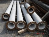 Unico Portare-Resistance Ceramic Steel Pipe per Steel Plants (SDP-006)