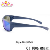 Venda Por Atacado Designer Designer Men Sport Polarized Sunglasses (91049)
