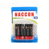 1.5V AA Super Power Zink-Manganese Dry Batteries R06