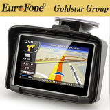 높은 Quality Waterproof Motorcycle GPS Navigator 4.3inch