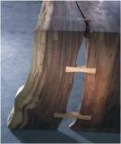 Sudamericana nuez Oficina de madera Escritorio para Home Designs (WD-001)