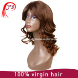 Малайзийский парик Bob волос Brown способа грохает изготовление парика человеческих волос в Китае