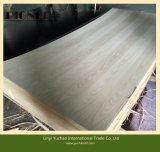 Teakholz- Gerade helle Zeile Fantasie-Furnierholz für der Irak-Markt