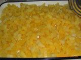 Abacaxi delicioso abacaxi enlatado no xarope
