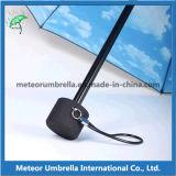 Ombrello piegante telescopico nella stampa di marchio di Customed per la promozione