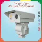 1km Night VisionのためのRange長いPTZ IRレーザーCamera