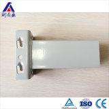 Ajustable de acero para trabajos de tipo medio del estante de plástico Pin