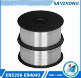 Fil de soudure d'alliage d'aluminium du fil MIG Er5356 de l'alliage MIG d'Er4043 TIG&MIG
