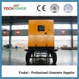производство электроэнергии звукоизоляционного электрического генератора 250kVA тепловозное производя