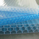 Het Blad van het Polycarbonaat van de honingraat met Lichtgewicht