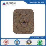 Casting de cobre com CNC Precision Parte