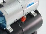 Type 1 de piston du Pétrole-Moins Tc-20t de compresseur d'aerographe /5 HP 3.0L avec le support d'aerographe