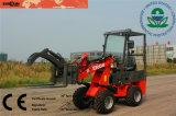 Hydrostatische 0.8 Tonnen-kleine Rad-Ladevorrichtungs-heißer Verkauf