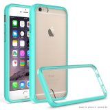 Alta qualità Color Bumper Transparent Back Caso Cell Phone Caso per il iPhone 6s