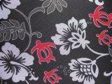 600d Oxford blüht Drucken-Polyester-Gewebe mit Kurbelgehäuse-Belüftung
