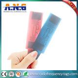 Sport- laufende wegwerfbare haltbare weiche RFID SilikonWristbands PVC-