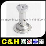 Piezas de acero de aluminio plásticas de torneado que trabajan a máquina de la precisión del surtidor de China del torno por encargo del CNC