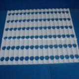 착색하는 UHMW-PE 폴리에틸렌 플라스틱 장 설계