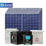 Sistema di generatore industriale di energia solare 220V di Moge 5kw