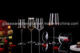 美しく設計されていたStemwareの無鉛水晶ワイングラス(B-WG066)から作られる