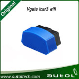 2016 PC Android Icar3 WiFi do Ios sustentação diagnóstica a mais nova da relação do carro de WiFi do olmo 327 de Vgate Icar3 WiFi da mini Elm327 Vgate OBD2