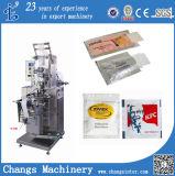 Zjb vertical Bolsita húmedo siestas de papel higiénico de papel de embalaje Fabricantes de Máquinas