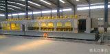 Fazendo a planta do equipamento para a maquinaria artificial da placa de assoalho da telha da pedra de quartzo para a venda