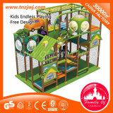 Estructura suave comercial del juego, patio de los cabritos de interior