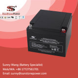 12V 26ah Sealed Maintenance Free UPS Solar VRLA Battery