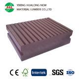 Pavimento composito di plastica di Decking di legno solido (M9)