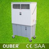 Refrigerador de aire evaporativo portable de Turbo de la circulación de aire fuerte con el ventilador del ventilador
