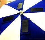 Het groene Product van de Energie met Paraplu van de Zon van Recharger van Zonnepanelen de Zonne02A