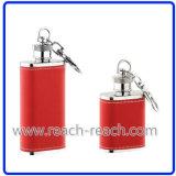 Acero inoxidable promocional mini frasco de la cadera (R-HF002)