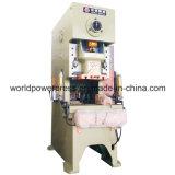 C печатает давление на машинке фикчированной подкладки пробивая