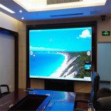 . Écran polychrome d'intérieur élevé d'Afficheur LED de la définition P4