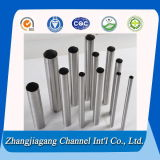 작은 2mm Thick Stainless Steel Pipe