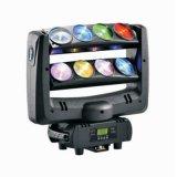 熱い販売8PCS*10W LEDのくものビームライト