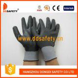Ddsafety 2017 Nylon черных перчаток нитрила ультра тонких польностью Coated с Ce