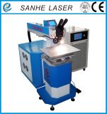 Máquina de soldadura automática 200W-400W do laser do molde