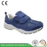 La santé de grace chausse les chaussures de course de tissu de maille