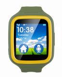 Sos 아이들 지능적인 시계를 두는 비상사태 경보 GPS 추적자 팔찌