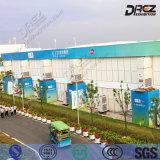 Form-Entwurfs-leistungsfähige Kühlsystem-industrielle Klimaanlage der Tonnen-25HP/20 für großes Ereignis