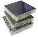 3003 H24 색깔은 알루미늄 벌집 위원회를 위한 알루미늄 코일을 입혔다