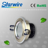 Tache 2015 de LED Downlight en CE RoHS